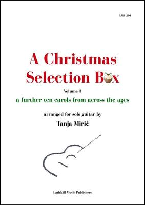 cover of A Christmas Selection Box Volume 3 arr. Tanja Miric