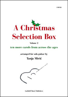 cover of A Christmas Selection Box Volume 2 arr. Tanja Miric