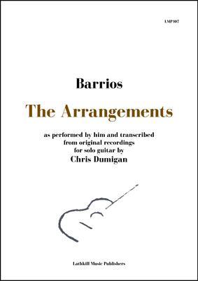 cover of Barrios: The Arrangements trans. Chris Dumigan