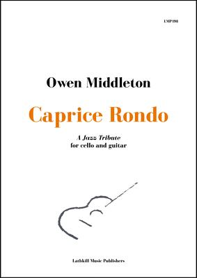 cover of Caprice Rondo by Owen Middleton