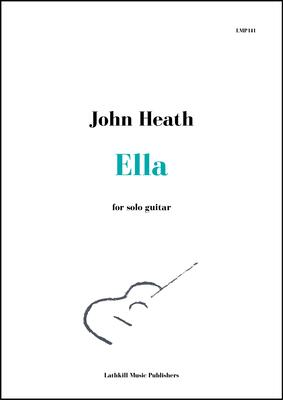 cover of Ella by John Heath