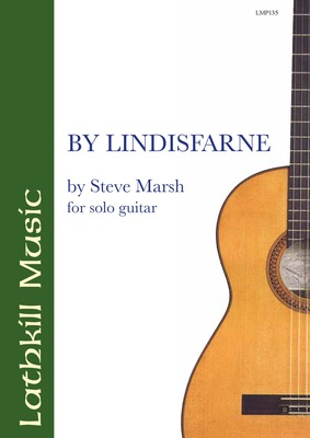 cover of By Lindisfarne by Steve Marsh