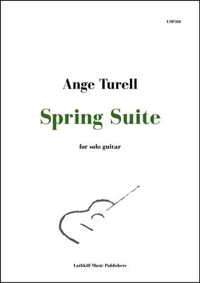 cover of Spring Suite by Ange Turell