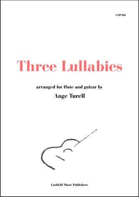 cover of Three Lullabies arr. Ange Turell