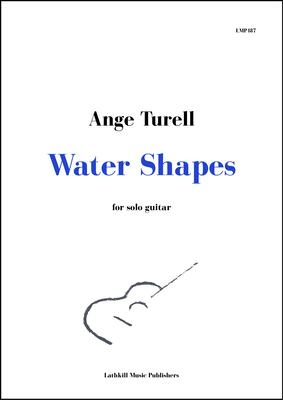 cover of Water Shapes by Ange Turell