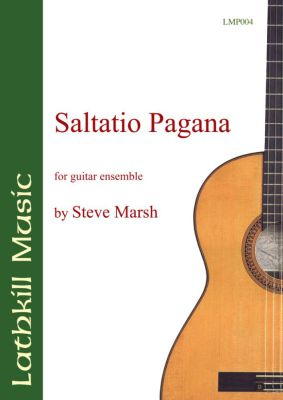 cover of Saltatio Pagana