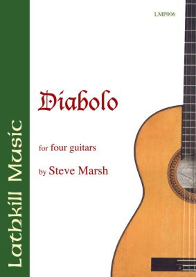cover of Diabolo by Steve Marsh