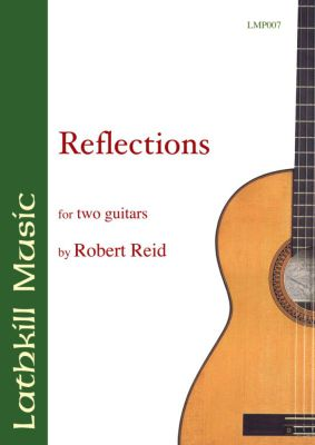 cover of Reflections by Robert Reid