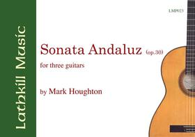 cover of Sonata Andaluz by Mark Houghton