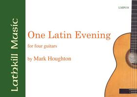 cover of One Latin Evening by Mark Houghton