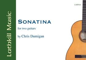 cover of Sonatina by Chris Dumigan