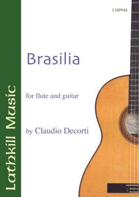 cover of Brasilia by Claudio Decorti