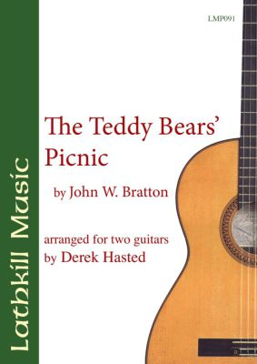 cover of The Teddy Bears' Picnic by John Bratton arr. Derek Hasted
