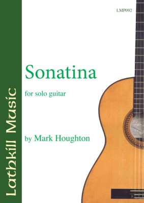 cover of Sonatina by Mark Houghton