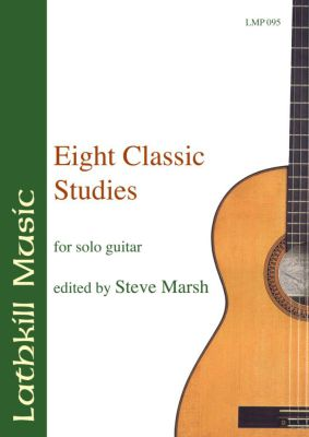 cover of Eight Classic Studies (edited by Steve Marsh)