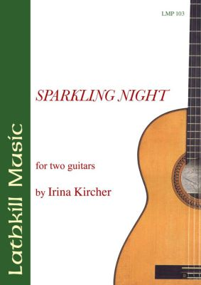 cover of Sparkling Night by Irina Kircher