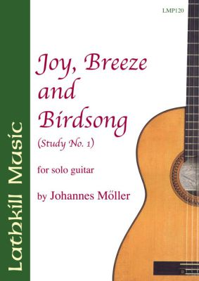 cover of Joy, Breeze and Birdsong by Johannes Moller