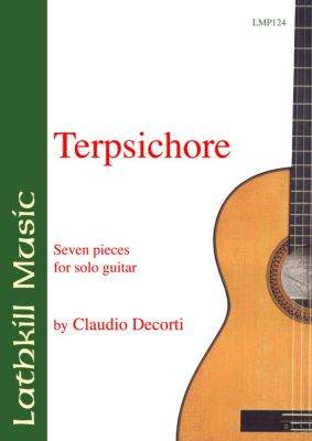 cover of Terpsichore by Claudio Decorti