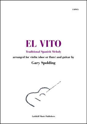 cover of El Vito arr. Gary Spolding