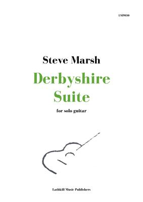 cover of Derbyshire Suite by Steve Marsh