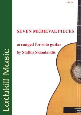 cover of Seven Medieval Pieces