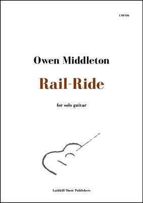 cover of Rail-Ride by Owen Middleton