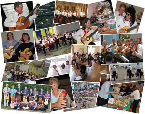 Hampshire Guitar Orchestra