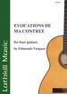 Evocations de ma Contreacutee by Edmundo Vasquez