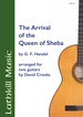 The Arrival Of The Queen of Sheba
