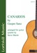 Canarios by Gaspar Sanz arr for guitar ensemble by Steve Marsh